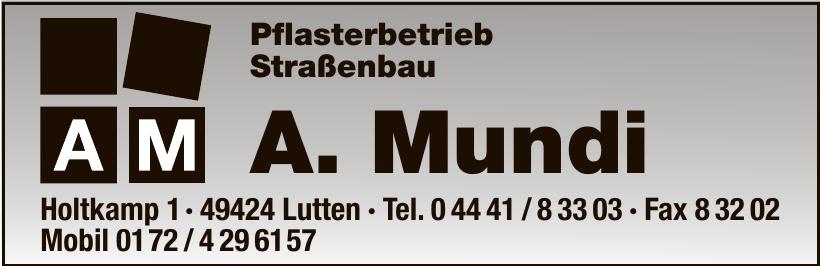 A. Mundi