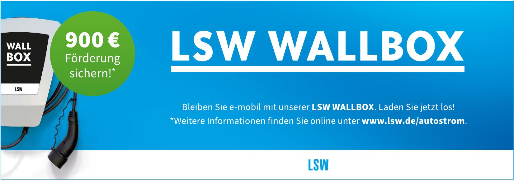 LSW Wallbox
