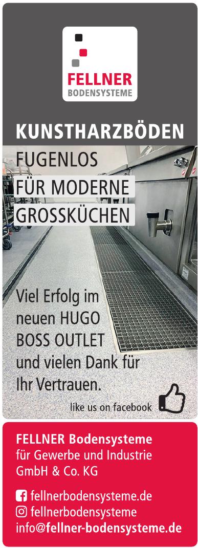 FELLNER Bodensysteme für Gewerbe und Industrie GmbH & Co. KG