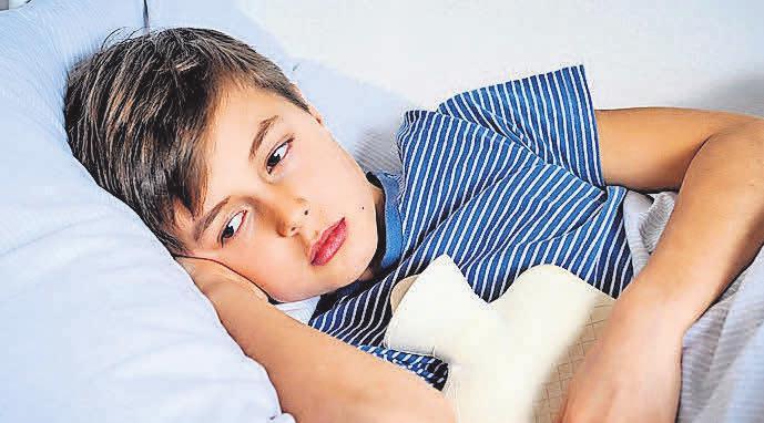 Wer häufig krank ist, hat vielleicht zu wenig Antikörper im Blut. Foto: photophonie - stock.adobe.com