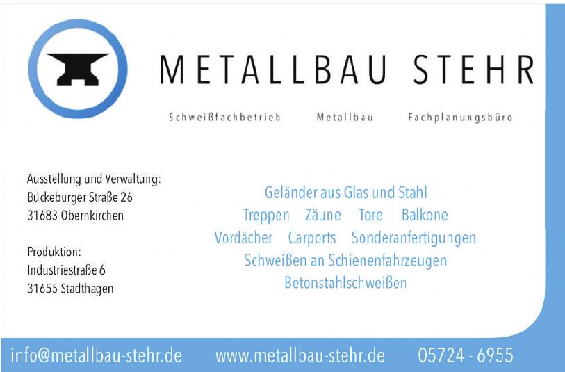 Metallbau Stehr