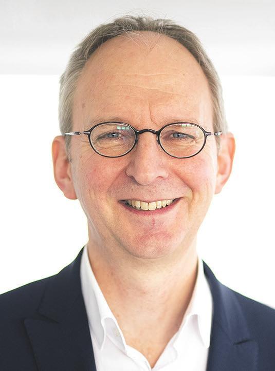 Jan Rispens ist Geschäftsführer des Clusters Erneuerbare Energien Hamburg (EEHH)