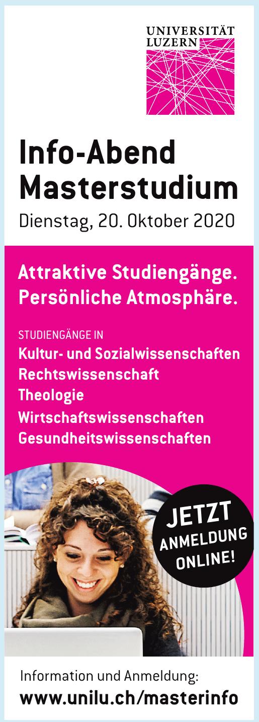 Unilu Universität Luzern