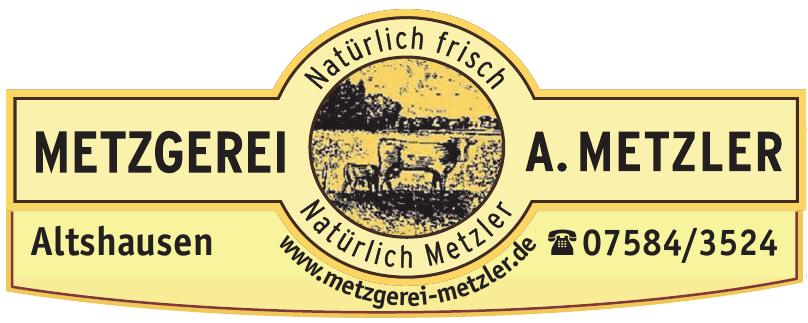 Metzgerei A. Metzler