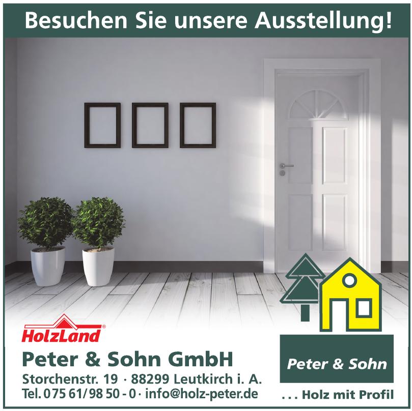 Peter & Sohn GmbH & CO KG