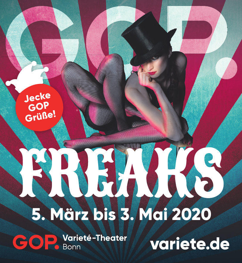 GOP Varieté-Theater Bonn