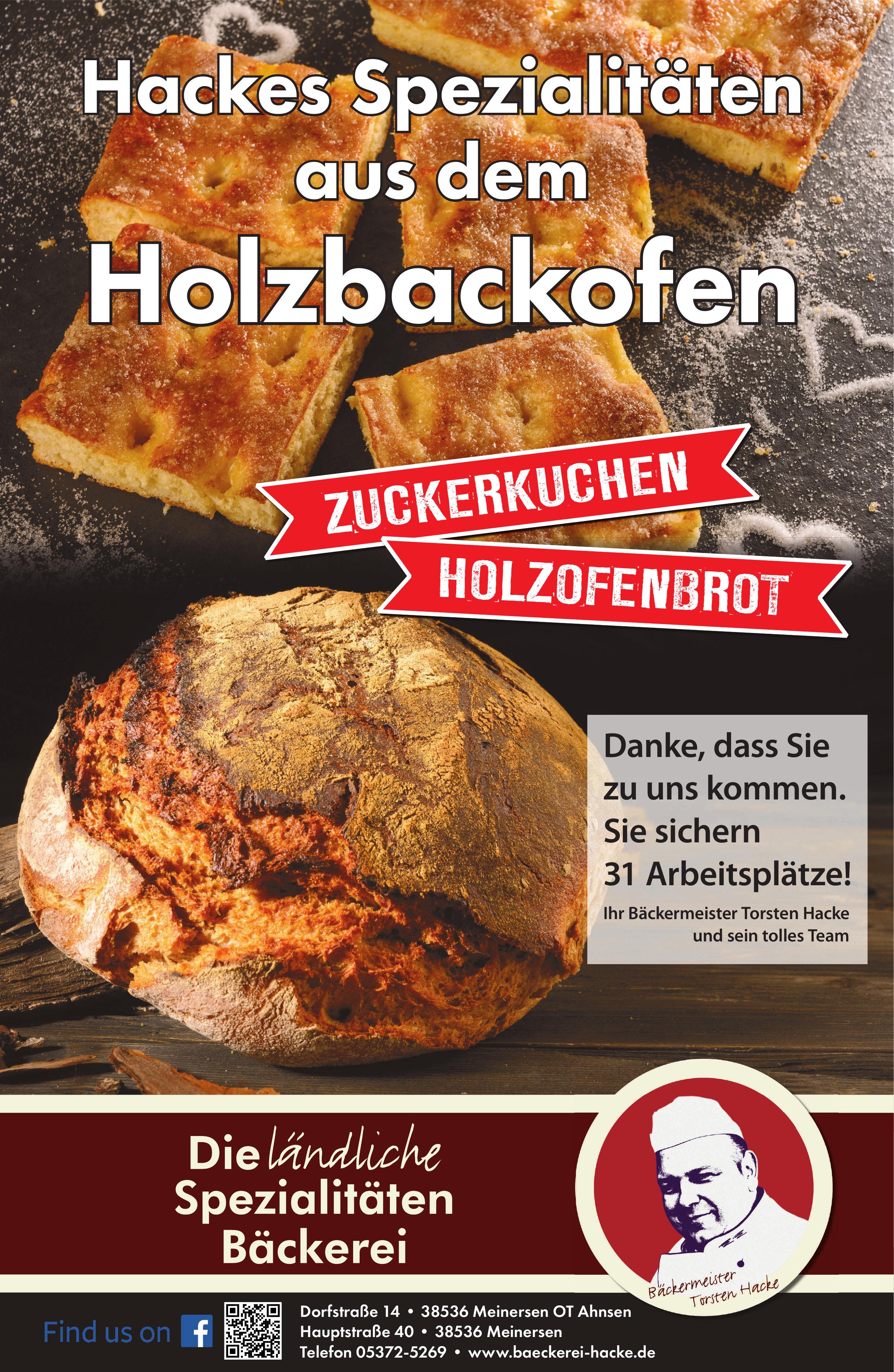 Bäckerei & Konditorei  Hacke GmbH