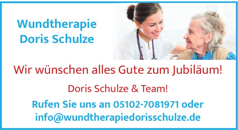 Wundtherapie Doris Schulze