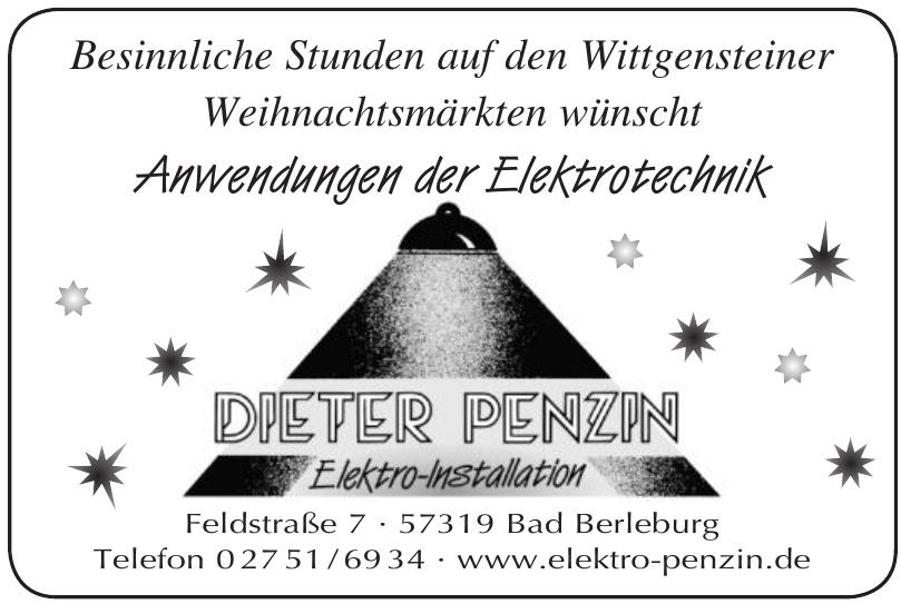 Dieter Penzin
