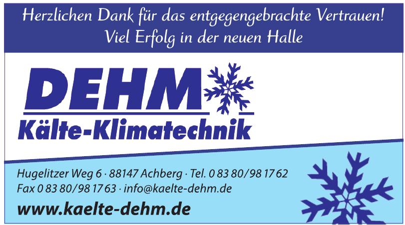Dehm Kälte – Klimatechnik GmbH