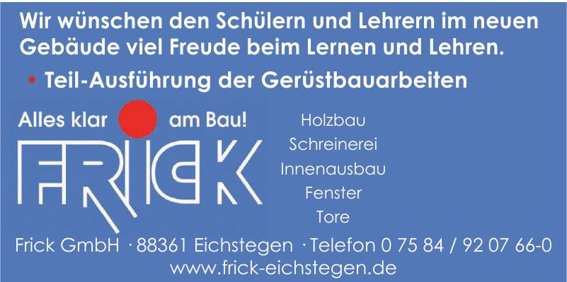 Frick GmbH