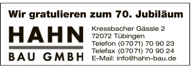 Hahn Bau GmbH