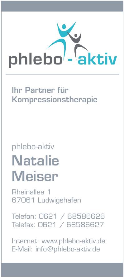 phlebo - aktiv Natalie Meiser