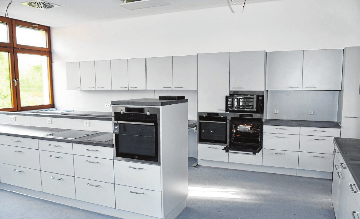 freibühlschule großengstingen: küchentechnik für hauswirtschaft