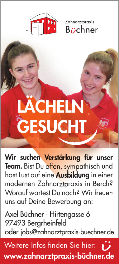 Zahnarztpraxis Büchner