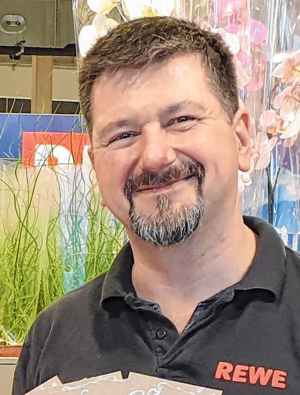 Thomas Dau, Vorsitzender des Mengener Gewerbevereins.