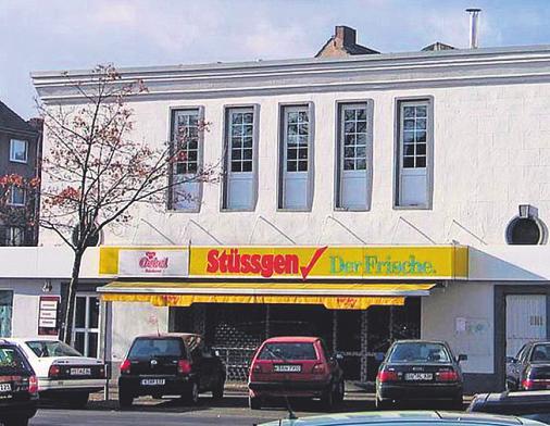 Früher wurden dort Filme gezeigt, heute ist im ehemaligen Leno-Kino ein Supermarkt untergebracht Bild: © Superbass / CC-BY-SA-3.0 (via Wikimedia Commons)