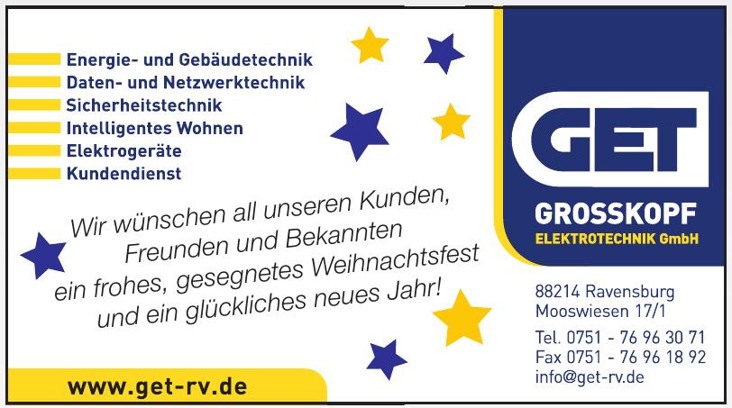 GET Grosskopf Elektrotechnik GmbH