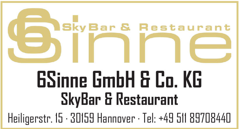 6Sinne GmbH & Co. KG
