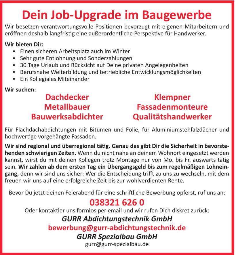 GURR Abdichtungstechnik GmbH