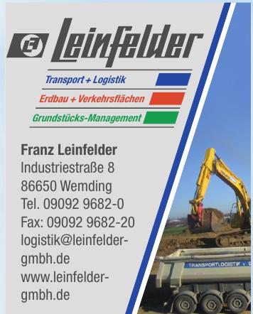 Franz Leinfelder
