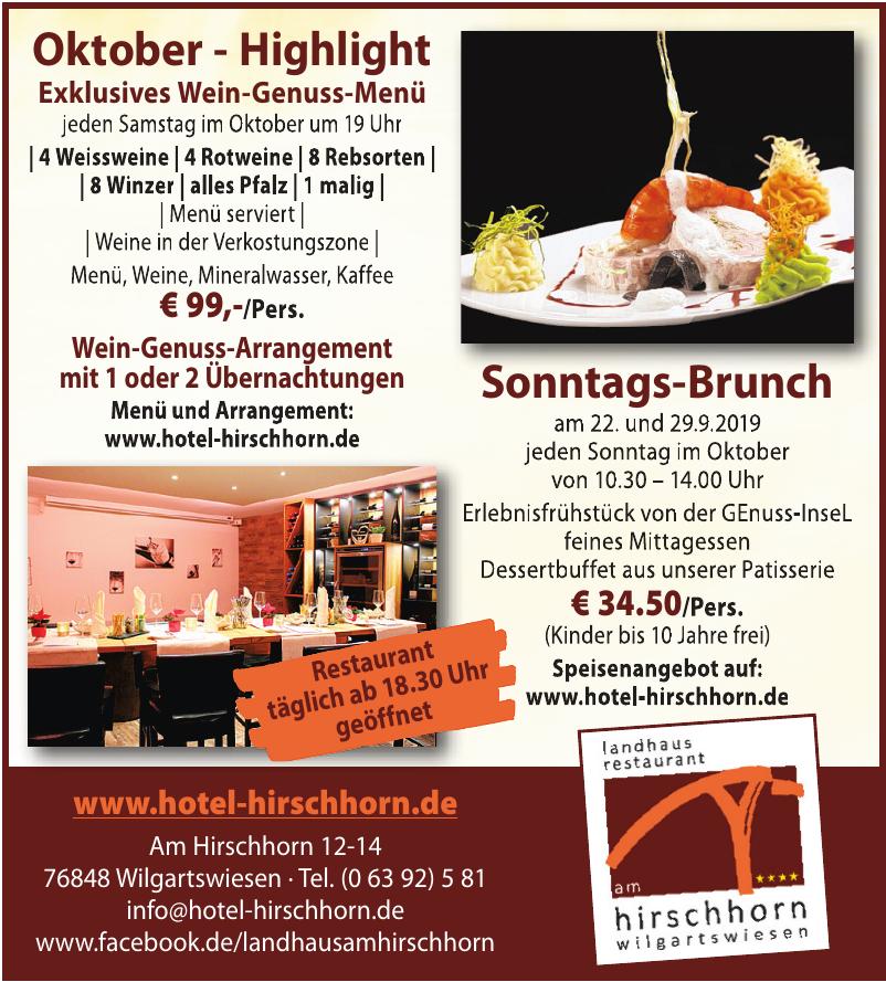 Hotel Hirschhorn