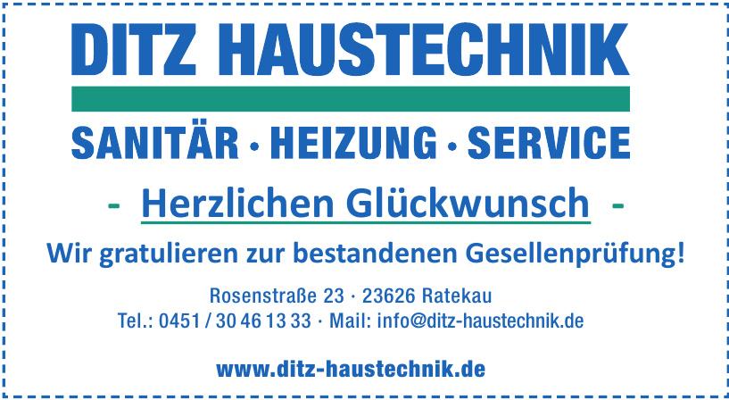 Ditz Haustechnik