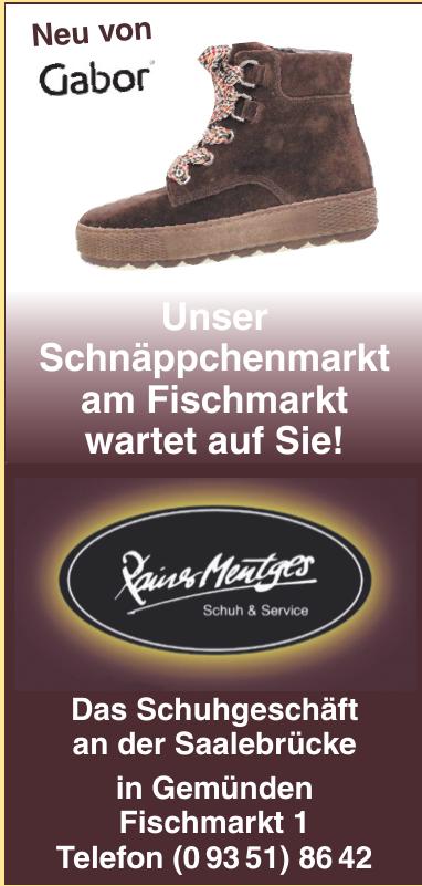 Rainer Mentges Schuh & Service