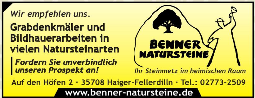 Benner Natursteine