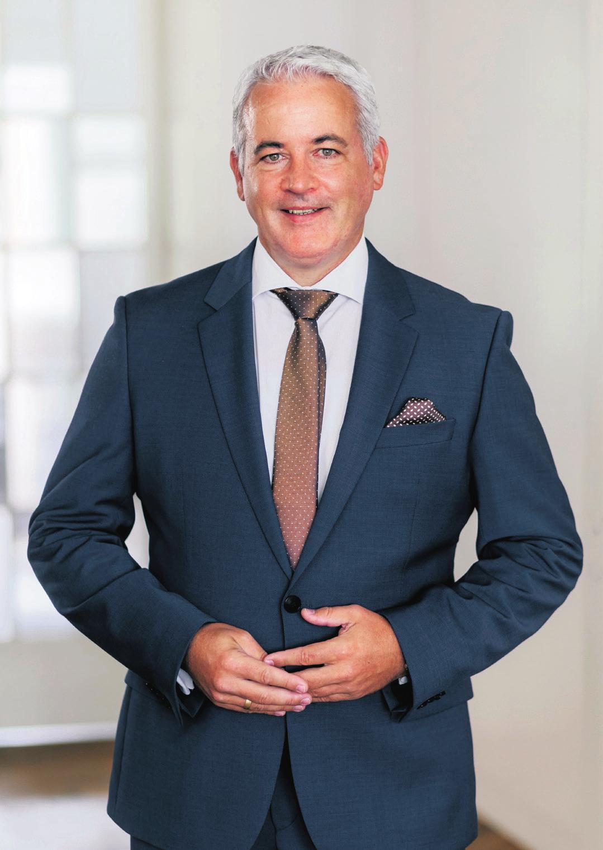 René Braun, Filialdirektor der Merkur Privatbank Düsseldorf ©MERKUR PRIVATBANK