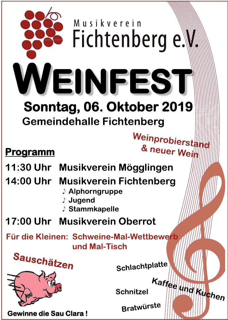 Musikverein Fichtenberg e.V.