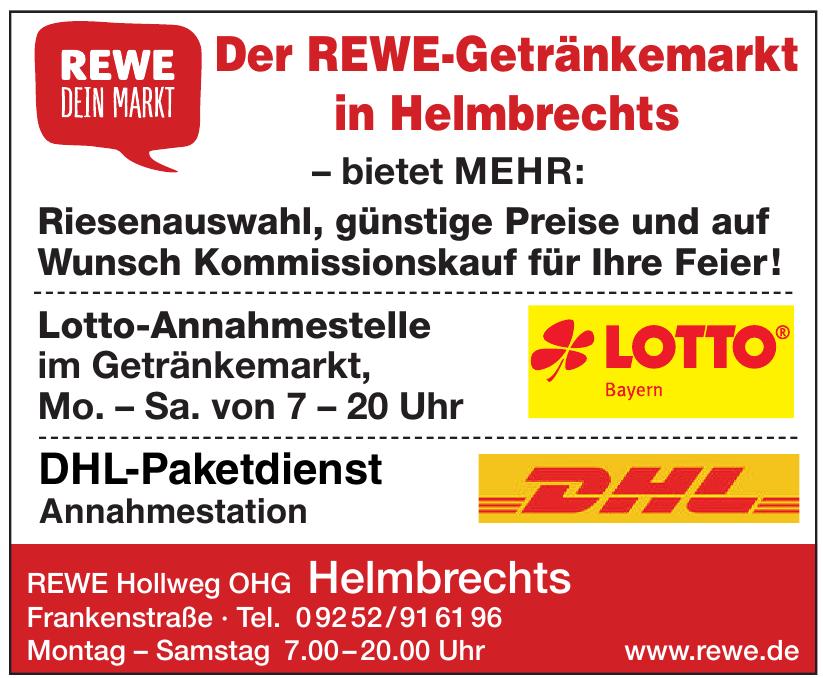 REWE Hollweg OHG Helmbrechts