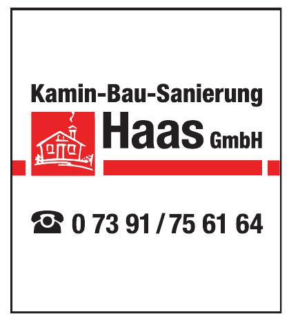 Kamin-Bau-Sanierung Haas GmbH
