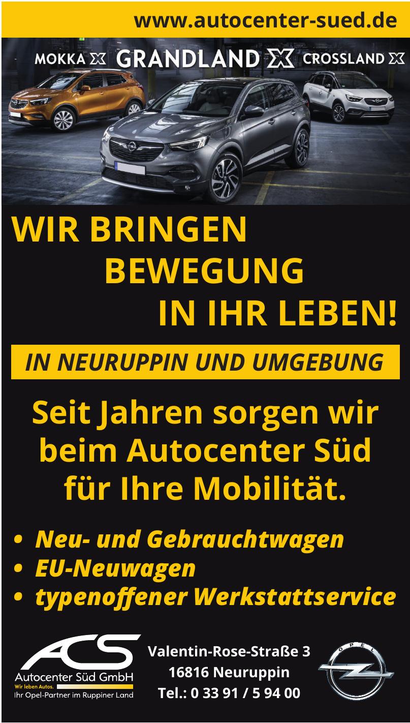 Autocenter Süd GmbH