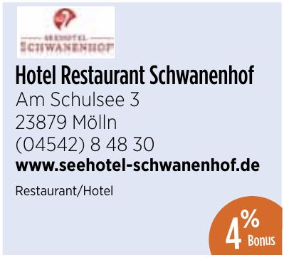Hotel Restaurant Schwanenhof