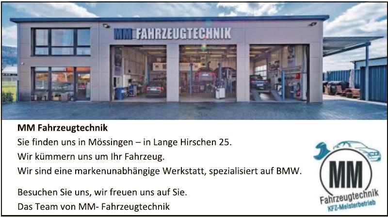 MM Fahrzeugtechnik