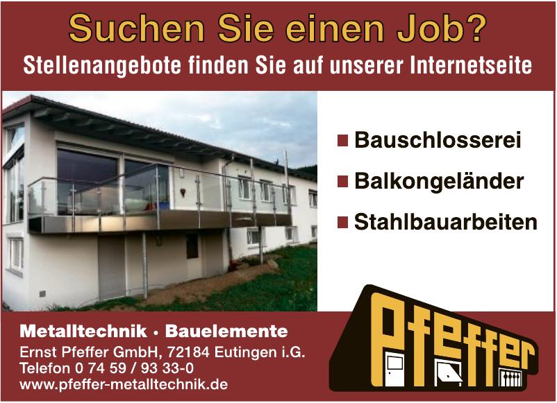 Ernst Pfeffer GmbH
