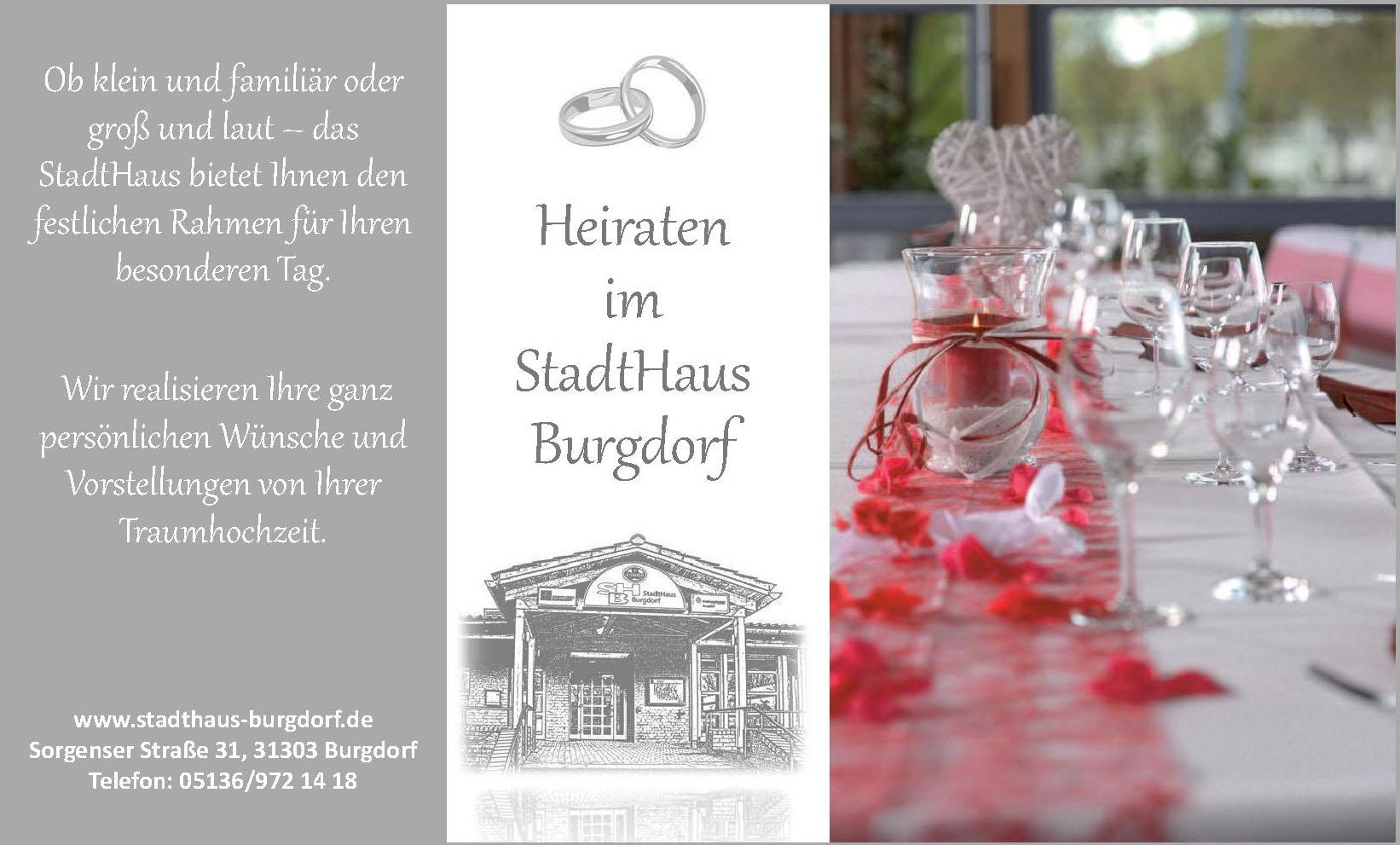 Stadthaus Burgdorf