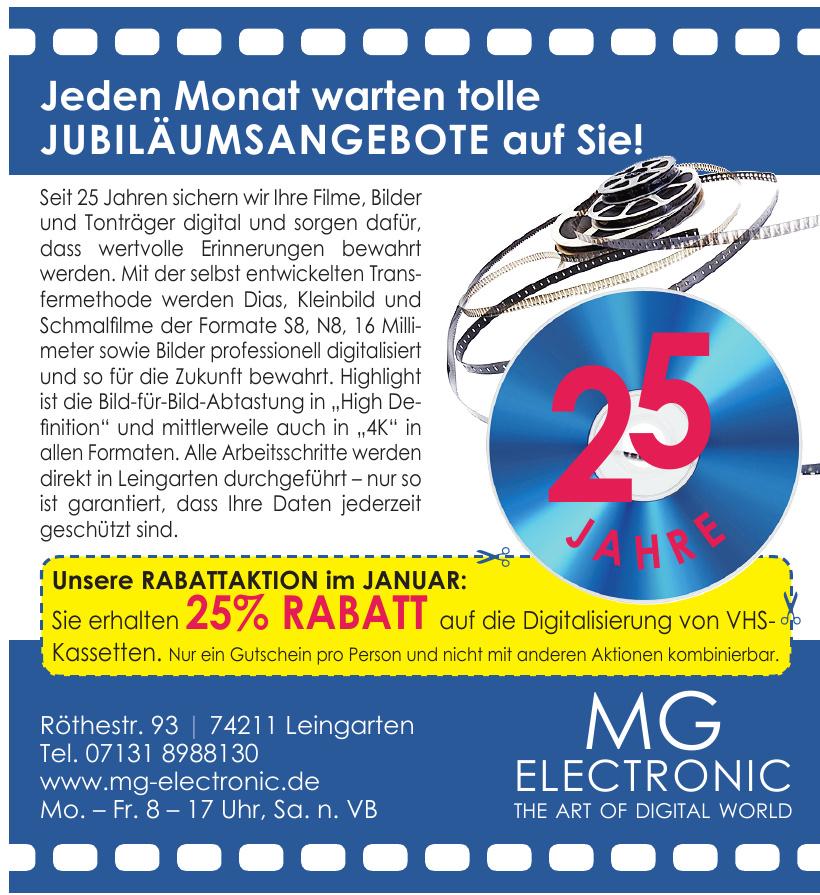 MG Electronic