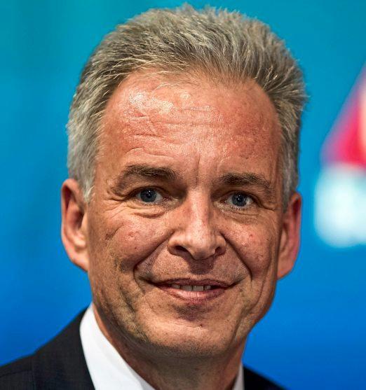 Matthias Jena, Vorsitzender des Deutschen Gewerkschaftbundes Bayern. Foto: Karmann/dpa