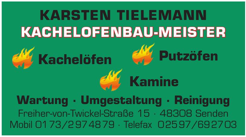 Karsten Tielemann Kachelofenbau-Meister