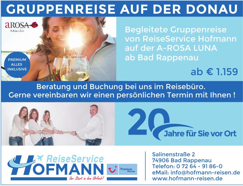 ReiseService Hofmann