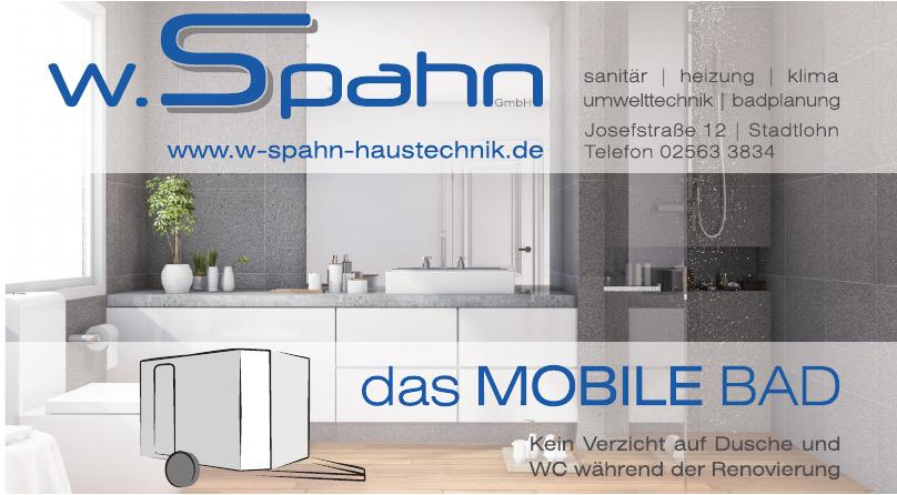 W. Spahn