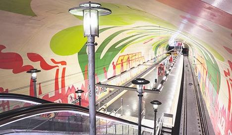 Vor 50 Jahren wurde in Köln die erste U-Bahn-Linie in Betrieb genommen – Von 151 Kilometern Gleis liegen 36 unter der Erde Image 8