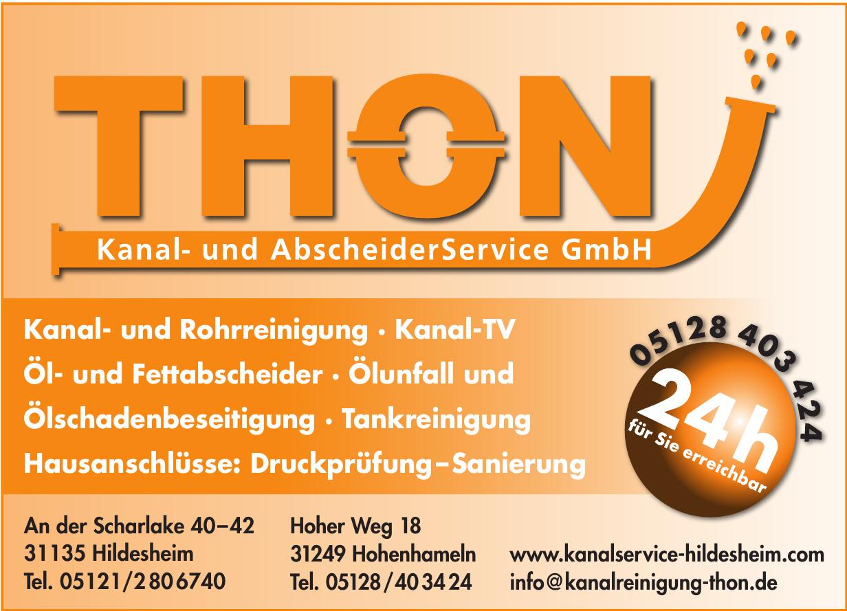 THON Kanal- und AbscheiderService GmbH