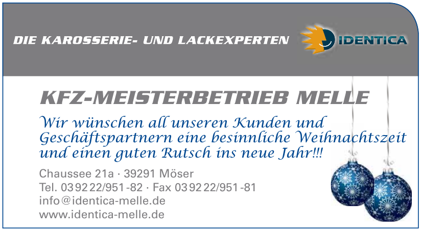 KFZ-Meisterbetrieb Melle