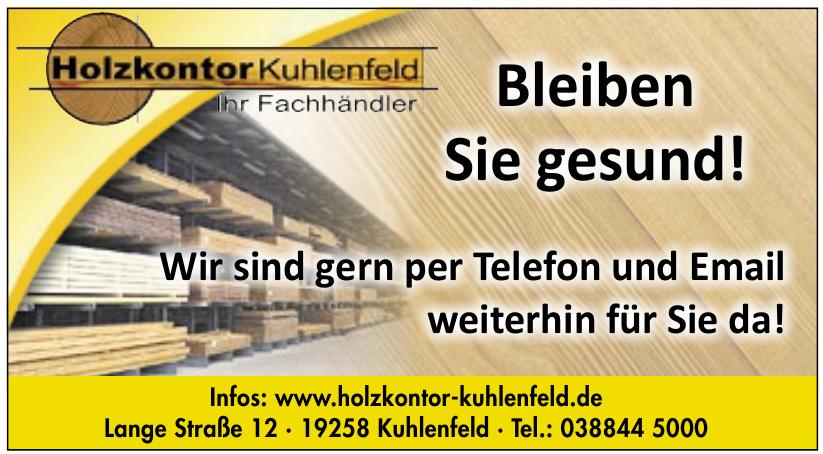 Holzkontor Kuhlenfeld