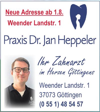 Praxis Dr. Jan Heppeler