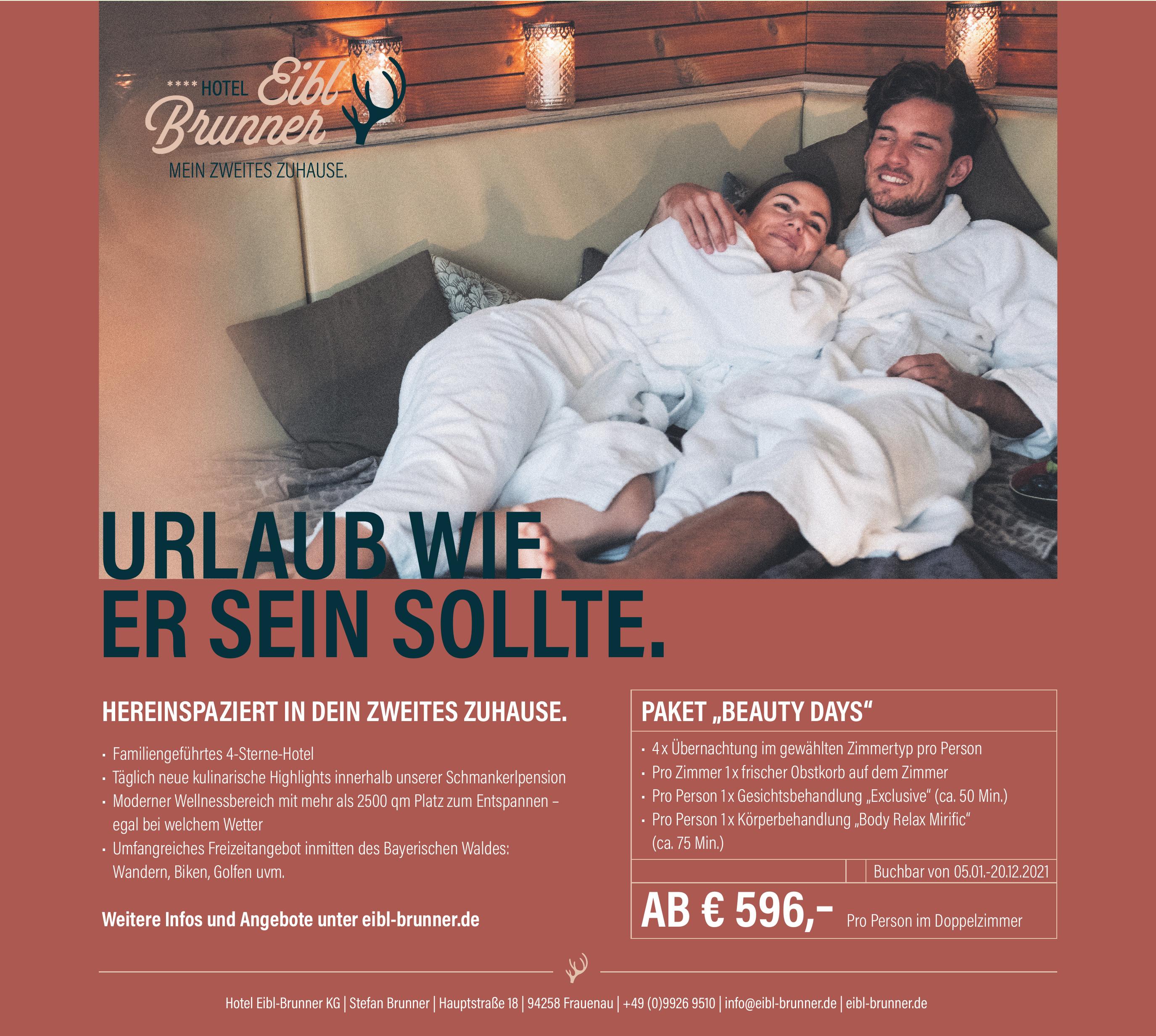 Hotel Eibl-Brunner KG