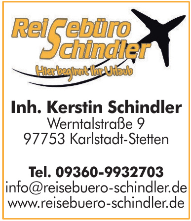 Reisebüro Schindler